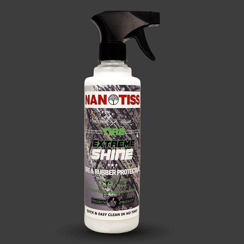 NanoTiss EXTREME Tire Shine-TS0500